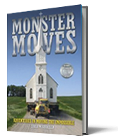 Monster Moves Book & CD
